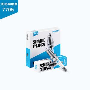 Baudo Bd-7705 Spark Plug for Ngk Denso Magotan Sagltar Passat Touran Bj7250EL pictures & photos