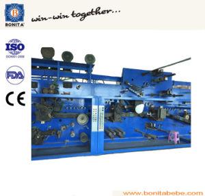 Full Servo Sanitary Napkin Making Machine pictures & photos