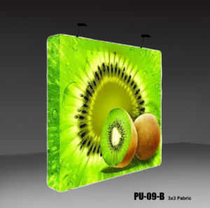 Portable Pop up Backdrop Wall Display (PU-09-B) pictures & photos