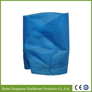 Machine Made Non-Woven Nurse Cap with Elastic pictures & photos