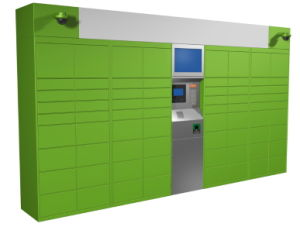 Ce Intelligent Parcel Delivery Locker pictures & photos