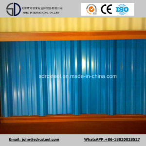Prepainted Gi Steel Coil / PPGI / PPGL Color Coated Galvanized Steel Sheet pictures & photos