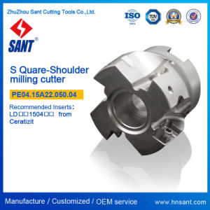 Square Shoulder Milling Cutter for CNC Lathe Machine pictures & photos