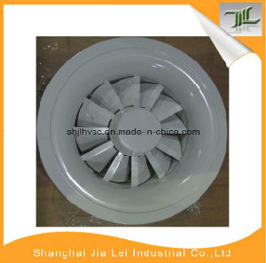 Decorative Round Air Swirl Diffuser for Ventilation Use pictures & photos