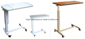 Ce Approved Medical Bedside Table pictures & photos