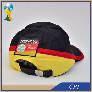 High Quality Cotton Embroidery Logo Baseball Cap pictures & photos