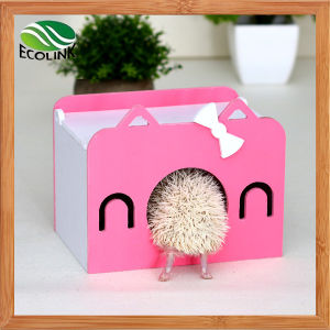 Wildforlife Cute Cat Design Hamster Hideaway House Suitable for Dwarf Hamsters pictures & photos