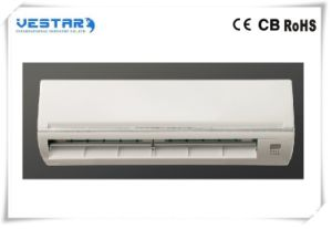 Refrigerant R410A DC Inverter Split Air Conditioner with High Effiency pictures & photos