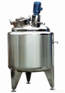 High Quality Stainless Steel Aseptic Mixing Tank pictures & photos