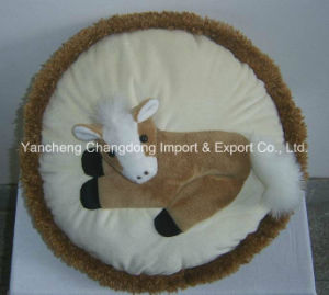 Round Bed Donkey Cushion with Soft Material pictures & photos