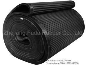 Short Length Polyester Endless V Conveyor Belt pictures & photos