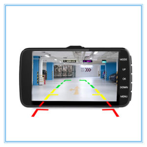 Mini Rearview Mirror Camera with Ldws Adas Distance Warning pictures & photos