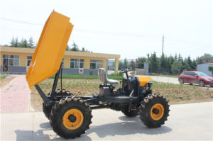Komodo Agriculture Tractor off Highway Dumper for Palm Oil pictures & photos