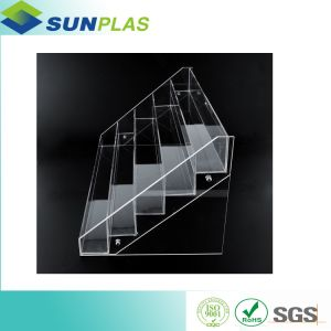 Transparent Acrylic Sheet for Exhibition Displays pictures & photos