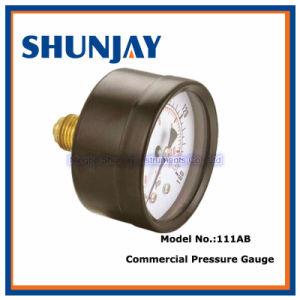 Class 1.6 Black Steel Pressure Meter, Pressure Gauge