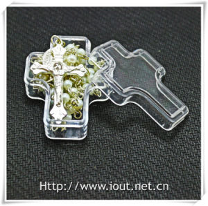 Packing Box, Rosary Cross Box, Religious Box, Rosaries + Cross Box for Rosaries (IO-p031) pictures & photos