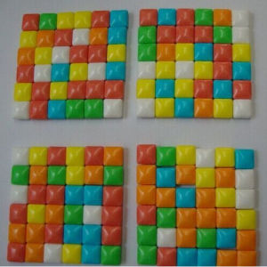 OEM Square Candy, Blend The Snacks