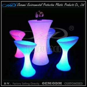 LED Bar Furniture Sets with PE Plastic Material pictures & photos
