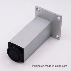 Hot Sale Adjustable Aluminum Furniture Sofa Leg pictures & photos