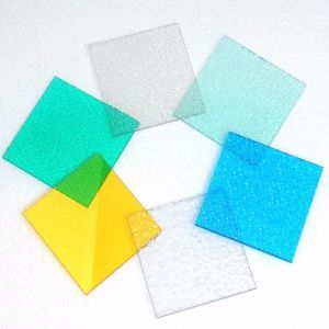 Competitive Price Factory Directly Polycarbonate Frosted Solid Sheet pictures & photos