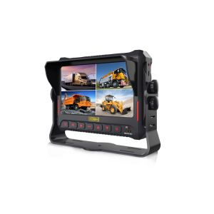 7 Inch Digital Video Monitor with DVR for Vehicles Buses pictures & photos