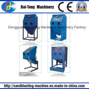 Manual Wet Sandblasting Sandblast Machine Wet Sandblaster Series pictures & photos