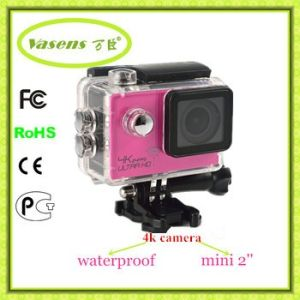 Uhd Colorful Action Camera with Multi-Function pictures & photos