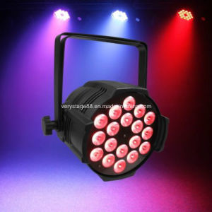 18*15W RGBWA UV 6 In1 Stage Wash LED PAR Light pictures & photos