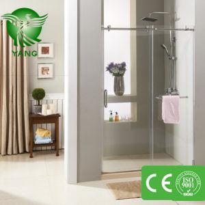Italian Bathroom Small Double Sliding Door Cheap Shower Cabin Box pictures & photos