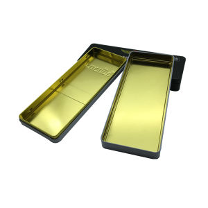 Long Size Metal Gift Tin Box Promotion Tin Can Wholesale pictures & photos
