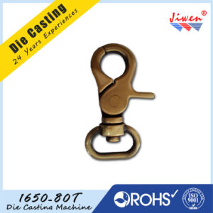 China Supplier Zinc Alloy Die Casting for End Clasp pictures & photos