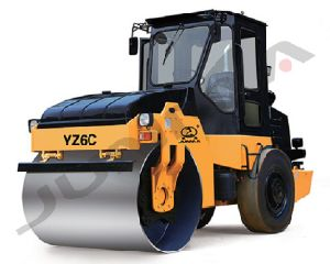 Good Price 6t Single Drum Vibratory/ Vibratory Oscillatory Roller pictures & photos