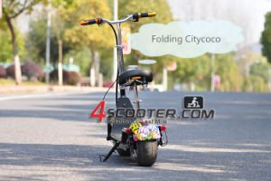 2017 Folding Mini Self Balancing Electric Kick Scooter with Best Price pictures & photos