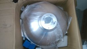 Metal/Sodium High Bay Light 19inch/22inch pictures & photos