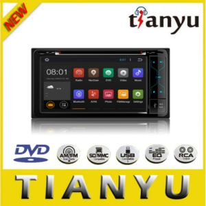 6.95 Inch Double DIN Car Accessory 6910 pictures & photos