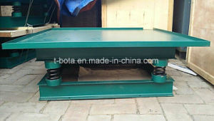 ZT1*1 Concrete Non-magnetic Vibrating Table pictures & photos