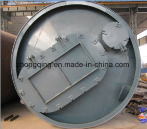 Good Stability Tyre Recycling Plant 12ton Capacity Without Pollution pictures & photos