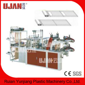 Rolling Plastic Bag Making Machine (Double Layers) pictures & photos