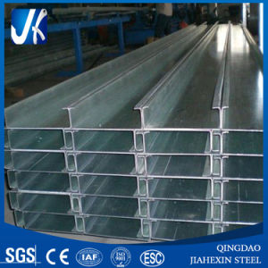 Building Material Steel Fabrication Steel Structure Galvanized C Purlin pictures & photos