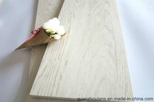 High Quality Building Material Porcelain Floor Tile Lnc209010 Light Grey Soft Light 20cm by 90cm pictures & photos