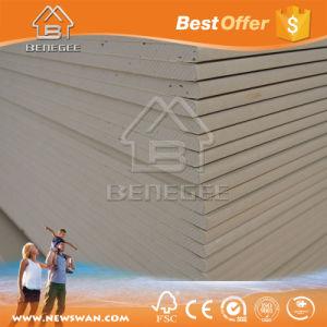 Gypsum Board Standard Paper Faced Plaster Gypsum Board pictures & photos