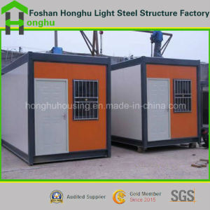Modern Prefabricated Container Modular House for Sale pictures & photos