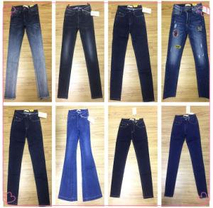 9.5oz Mens Denim Jeans (HS-27908TG) pictures & photos