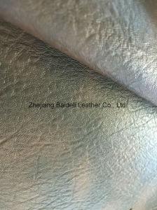 Customized Color Rexine Synthetic PU PVC Handbag Shoe Sofa Leather pictures & photos
