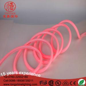 Ce RoHS D Round Shape PVC Neon Flex Rope Strip Light pictures & photos