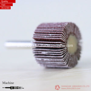 "1""*1""*3/4"", P60 Aluminum Oxide Flap Brush for Stainless Steel pictures & photos"