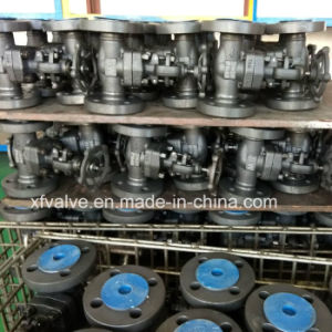 Forged Carbon Steel A105 Thread End NPT Globe Valve pictures & photos