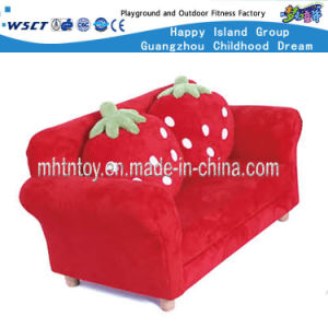 Children Furniture Strawberry Series Kids Double Sofa (HF-09604) pictures & photos