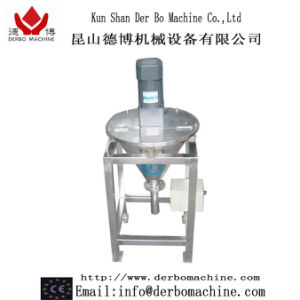 Food Industrial Feeder with Stainless Steel Hopper