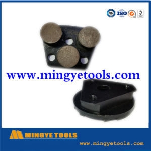 Professional Manufacture of Diamond Grinding Shoes for Floor pictures & photos